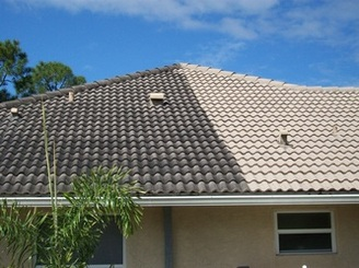 Pressure Washing West Palm Beach Roof Cleaning Services